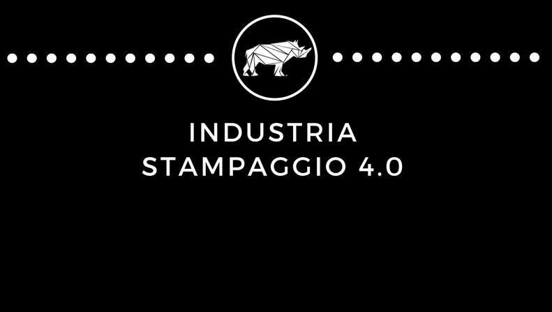 Industria 4.0 stampaggio