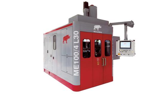 Pressa-idraulica-ME100-EMO2017