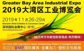 DMP Cina 2019