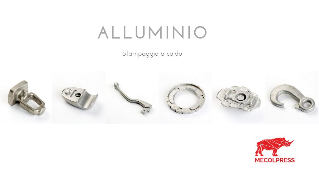 Stampaggio a caldo Alluminio