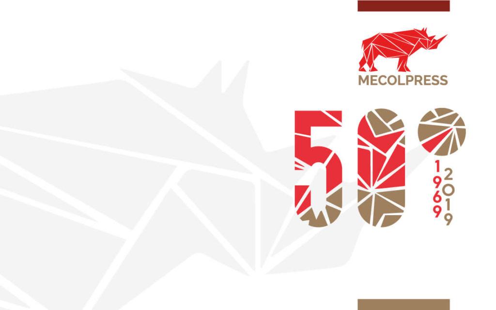 50 anni di Mecolpress