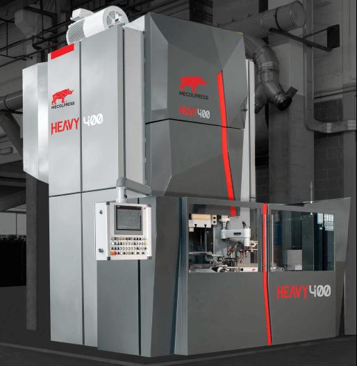 Pressa Meccanica Heavy 400